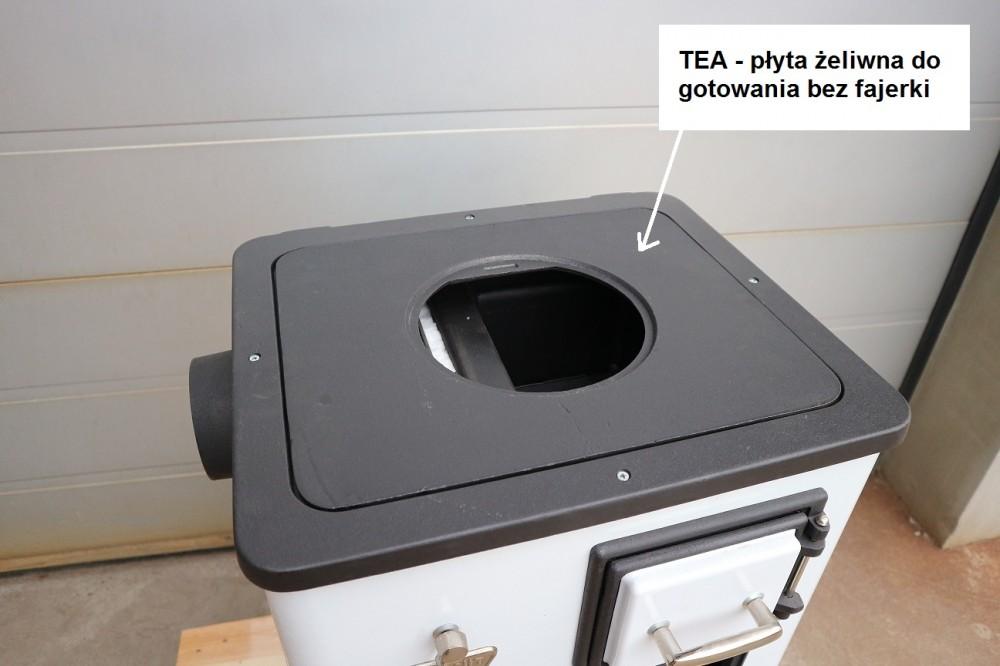 Tea Płyta żeliwna Bez Fajerki Piece Polska Kominki